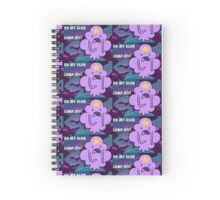 Lumpy Space Princess- Adventure Time Spiral Notebook