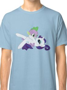 Spike and Rarity Classic T-Shirt