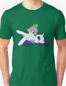 Spike and Rarity T-Shirt