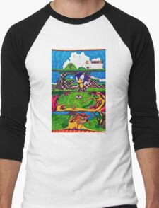 The Classic Game Collection! Men's Baseball ¾ T-Shirt