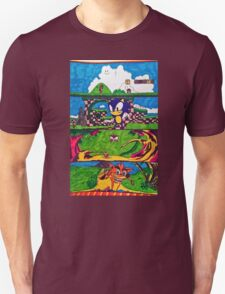 The Classic Game Collection! Unisex T-Shirt