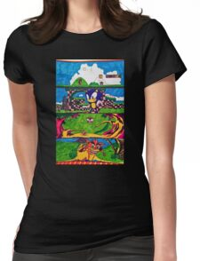 The Classic Game Collection! Womens Fitted T-Shirt