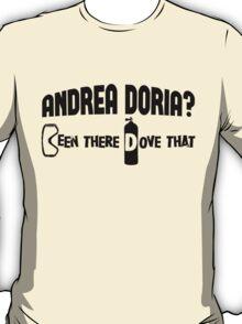 Andrea Doria Scuba Diving T-Shirt