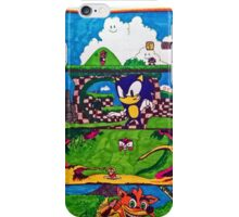 The Classic Game Collection! iPhone Case/Skin