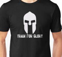 Train for Glory - Logo LRG Unisex T-Shirt