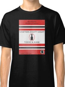 Nineteen Eighty Eight Book Cover Classic T-Shirt