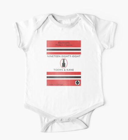 Nineteen Eighty Eight Book Cover Kids Clothes