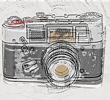 Camera Shake by Talbotfox