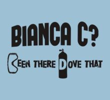 Bianca C Scuba Diving Kids Tee