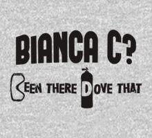 Bianca C Scuba Diving Kids Tee