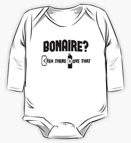 Bonaire Scuba Diving One Piece - Long Sleeve