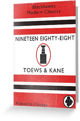 Nineteen Eighty Eight Book Cover by mightymiked