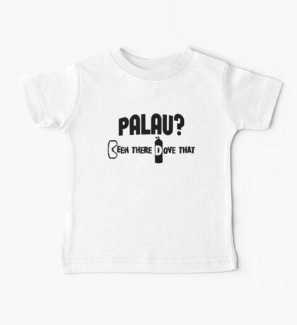 Palau Scuba Diving Baby Tee