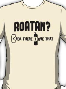 Roatan Scuba Diving T-Shirt