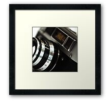Soviet Snapper Framed Print