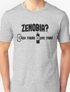Zenobia Scuba Diving T-Shirt