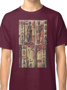 """Exclusive: """" African woman """" / My Creations Artistic Sculpture Relief fact Main 35  (c)(h) by Olao-Olavia / Okaio Créations Classic T-Shirt"""
