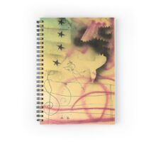 Key D Soul - detail Spiral Notebook
