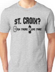 St Croix Scuba Diving Unisex T-Shirt