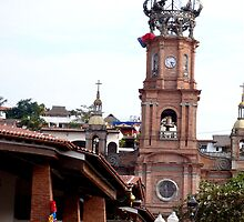 OUR LADY OF GUADALUPE-PUERTO VALLARTA by JAYMILO