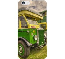 Bus Tow Truck  iPhone Case/Skin