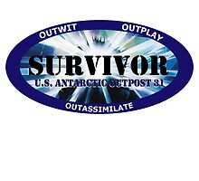 Survivor:  Outpost 31 by mournblade1066