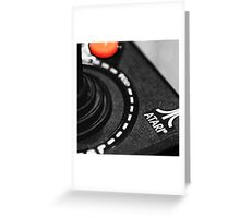 Fire! Greeting Card