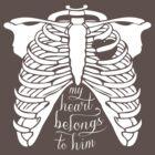 My Heart Belongs to Him by Amy Grace