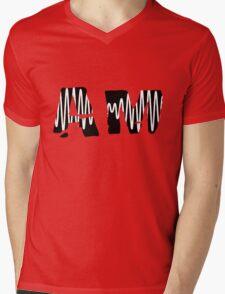 AM Mens V-Neck T-Shirt