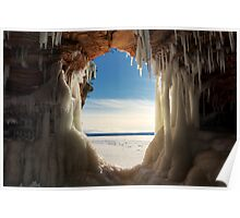 Keyhole, Apostle Islands,WI Poster