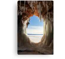 The Keyhole, Apostle Islands,WI Canvas Print