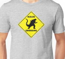 Kaiju Crossing Unisex T-Shirt