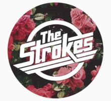 The Strokes - Floral by ArabellaOhh