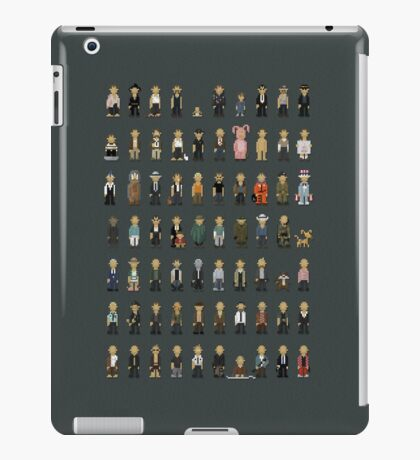 26 Years Of Bruce iPad Case/Skin