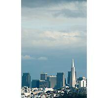 san francisco towers Photographic Print