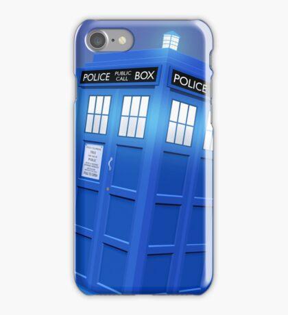 Doctor Who TARDIS Phone Case iPhone Case/Skin