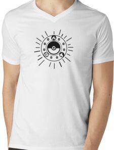 Pokemon Begins Mens V-Neck T-Shirt