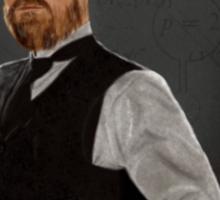 Professor James Moriarty Sticker