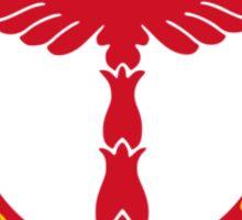 Emblem of Brunei  Sticker