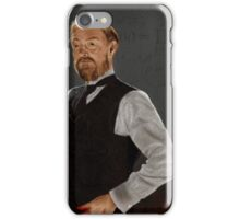 Professor James Moriarty iPhone Case/Skin