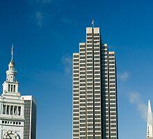 san francisco embacardo tower by photoeverywhere