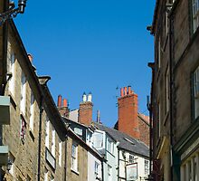Kings Street in Robin Hoods Bay by photoeverywhere