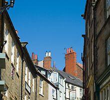 Kings Street in Robin Hoods Bay by photoeverywhere