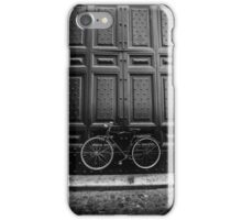 Wall Bike iPhone Case/Skin