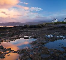 Penmon Cottages by dilyst