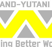 Aliens - Weyland-Yutani by wallyhawk