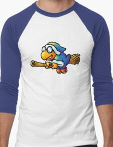 Magikoopa Men's Baseball ¾ T-Shirt
