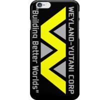 Aliens - Weyland-Yutani iPhone Case/Skin