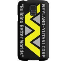 Aliens - Weyland-Yutani Samsung Galaxy Case/Skin