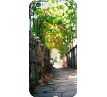 Cracked Tunnel iPhone Case/Skin